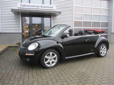 tweedehands VW Beetle NewCabriolet 1.6 United Sport Leder int. (speciale ui