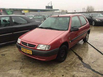 tweedehands Citroën Saxo 1.0i 538