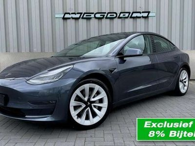 tweedehands Tesla Model 3 LONG RANGE FACELIFT 8% tot 02-2026 AFN. TREKHAAK