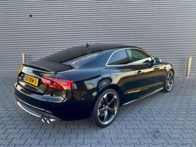 tweedehands Audi S5 4.2 V8 | Miltek | B&O | Carbon | Alcatara | zwart