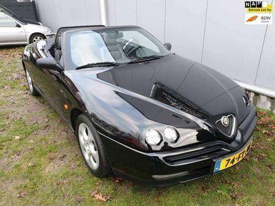 tweedehands Alfa Romeo Spider 2.0-16V T.Spark Lzeer nette auto