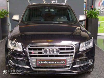 tweedehands Audi SQ5 3.0 TDI QUATTRO 313 PK NAVI XENON LED
