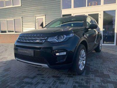 tweedehands Land Rover Discovery Sport 2.0 TD4 / BJ: 2016 / Panoramadak
