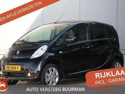 tweedehands Peugeot iON Electric, Volledig tijdelijk €299,- P.M
