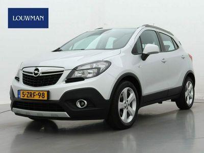 tweedehands Opel Mokka 1.4 T Edition   Airco   Hoge instap   Stuur- + sto