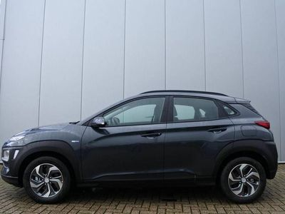 tweedehands Hyundai Kona 1.6 GDI HEV Comfort | Navigatie | Cruise Control | Airco |