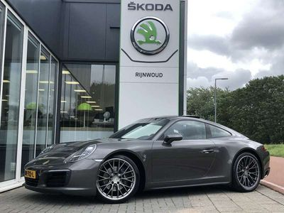 tweedehands Porsche 911 Carrera 4 991 3.0Origineel Nederlands Schuif/kantelda