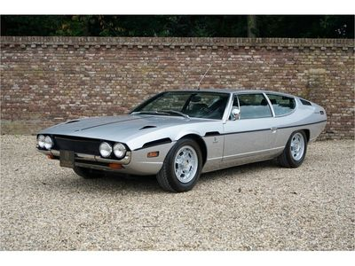 tweedehands Lamborghini Espada Fully restored and revised car factory AC except