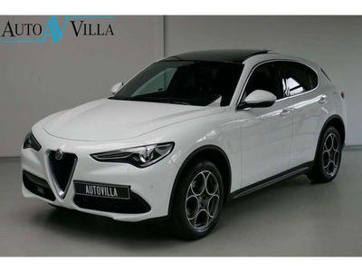 tweedehands Alfa Romeo Stelvio 2.0 T AWD Special Edition 280 PK - Veloce stoelen