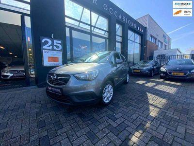 tweedehands Opel Crossland X 1.2 Turbo Edition APPLE/ANDROID NAVI CRUISE STOELV