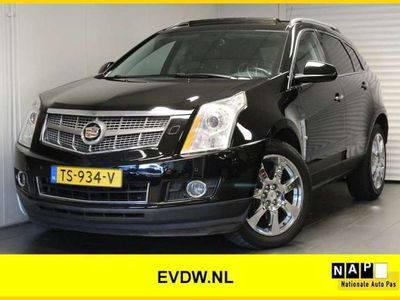 tweedehands Cadillac SRX 3.0 V6 AWD Sports Luxury Panodak,Leer,Camera