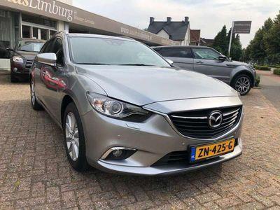 tweedehands Mazda 6 Sportbreak 2.0 HP TS+ Inclusief 1 jaar garantie. A
