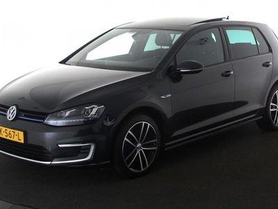 tweedehands VW Golf 1.4 TSI GTE EX BTW | Schuifdak | Zondag Open!