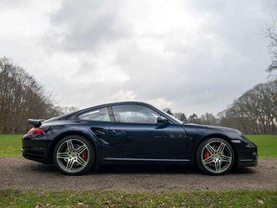 tweedehands Porsche 911 3.6 Turbo (997) Nederlands Handbak Schadevrij