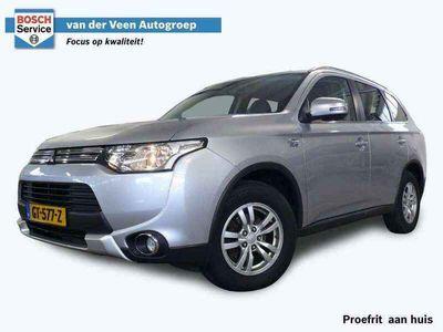 tweedehands Mitsubishi Outlander 2.0 PHEV Business Edition automaat X-Line |