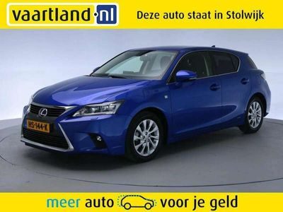 tweedehands Lexus CT200h HYBRID 25th Edition [Navi+cam Led Stoelverw]