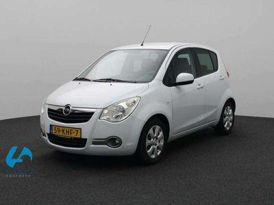 tweedehands Opel Agila 1.2 ENJOY Airco / Έlectric.ramen / CDV