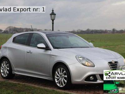 tweedehands Alfa Romeo Giulietta 7799**AUT*PANO* 2.0 TDI** 2.0 JTDm 175 AUT ** Excl