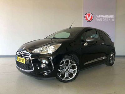 tweedehands Citroën DS3 Cabriolet 1.6 THP Sport Chic, Airco, Cruise control,