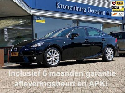 tweedehands Lexus IS300 25th Edition (FULL-OPTION!! LEDER NAVI 57.000KM!!)