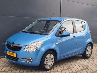 tweedehands Opel Agila 1.2 Enjoy Airco Onderhoud Nap