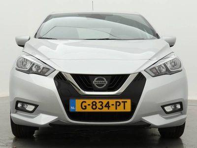 tweedehands Nissan Micra 1.0 IG-T N-Connecta // Navi / Camera / DAB / LED / Cruise / Clima