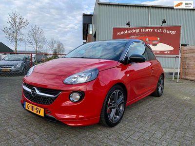 tweedehands Opel Adam 1.4 Turbo S 150pk Recaro Carplay