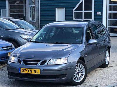 tweedehands Saab 9-3 Sport Estate 2.0T 176PK Linear/ECC/LMV