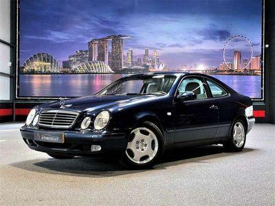 tweedehands Mercedes CLK320 Coupé Elegance Youngtimer Uitmuntende staat