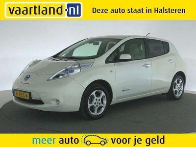 tweedehands Nissan Leaf Base 24kWh [ geen wegenbelasting incl. thuislader