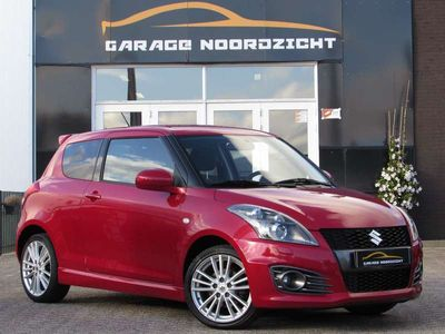 tweedehands Suzuki Swift 1.6 Sport 136pk XENON|KEY LESSGO|CRUISE CONTROL|EC