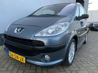 tweedehands Peugeot 1007 1.6-16V Gentry Automaat - Climate Control