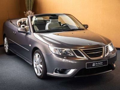 tweedehands Saab 9-3 Cabriolet 1.9 TTiD Aero Spring Edition | nwe motor &