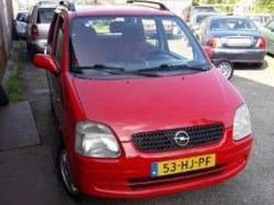 tweedehands Opel Agila 1.2-16V Color Ed.