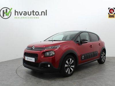 tweedehands Citroën C3 1.2 PURETECH 110PK SHINE | Panoramadak | LM-velgen
