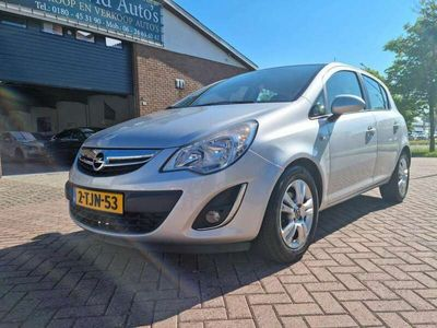 tweedehands Opel Corsa 1.2 Anniversay Edition LPG Airco Cruise Control