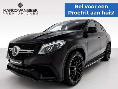 tweedehands Mercedes GLE63 AMG AMG Coupé S 4MATIC Nw. Prijs € 224.887 Carbon Night Pa