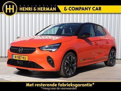 tweedehands Opel Corsa -e e-Launch Edition (EX.BTW!!/8% BIJT.!!/LEER/Camera/LED) H187HJ