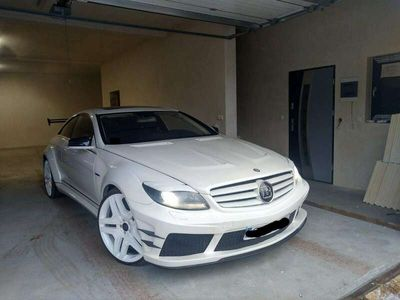 tweedehands Mercedes CL500 7G-TRONIC