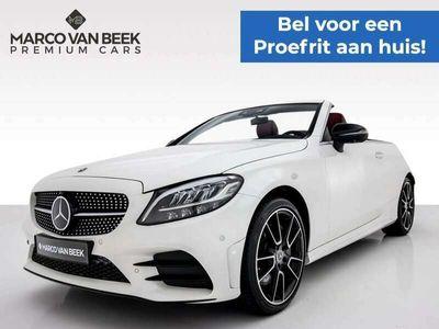 tweedehands Mercedes 300 C-Klasse CabrioPremium Plus Pack AMG Geïnteresseerd?