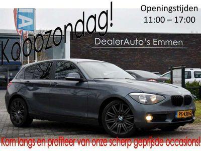 tweedehands BMW 116 116 d ECC LM VELGEN NAVIGATIE CRUISE CD CV+