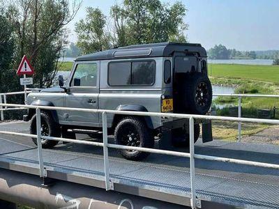 """tweedehands Land Rover Defender 2.2 D SW 90"""" XTech nederlandse auto"""