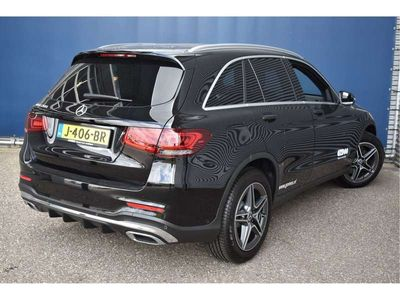 tweedehands Mercedes 200 GLC-KlassePremium AMG | Achteruitrijcamera | Stoelverwarming