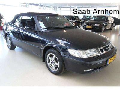 tweedehands Saab 9-3 Cabriolet 2.0T Automaat