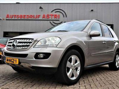 tweedehands Mercedes ML280 CDI [ origineel NL | 113.000KM | schuifdak | leder