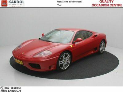 tweedehands Ferrari 360 3.6 V8 Modena F1 | Rosso Corsa | NW DB Riem