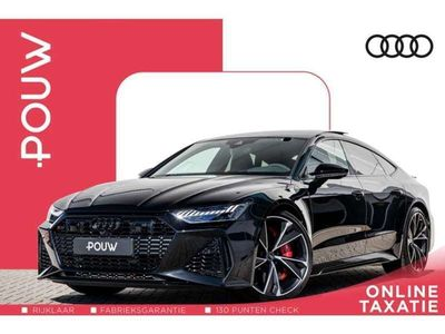 tweedehands Audi RS7 Sportback 4.0 TFSI 600pk Tiptronic Quattro + Dynam