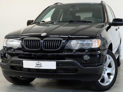 """tweedehands BMW X5 3.0d / Sport-pakket / Leder / Navi / 19"""""""
