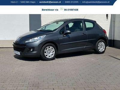 tweedehands Peugeot 207 1.4 airco/parkeersensoren/NETTE AUTO!