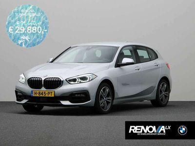 tweedehands BMW 118 118 i High Executive Edition   Stoelverwarming   Sp